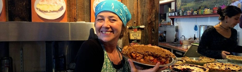 Kathy Knapp – The Pie Lady of Pie Town